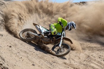 Uitvaart Edwin Straver, de motorcoureur is overleden als gevolg ongeluk Dakar Rally