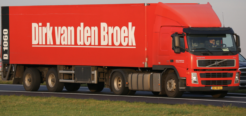 uitvaart Dirk van den Broek