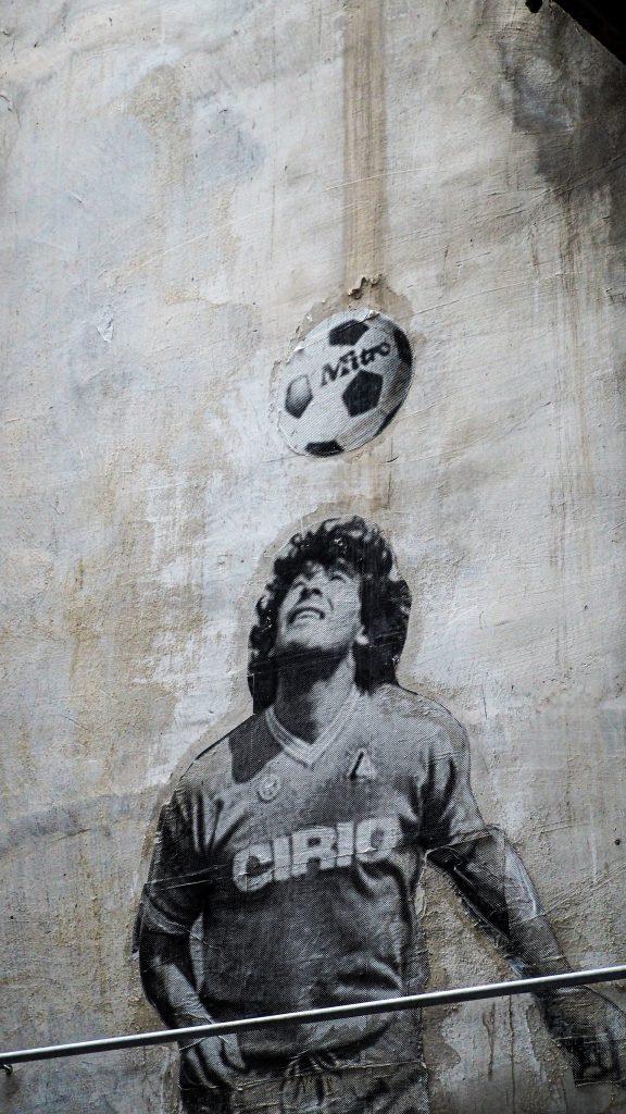 Uitvaart Diego Maradona